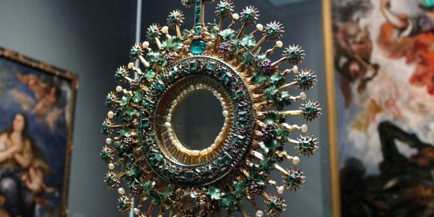 'La Lechuga', una obra maestra de la orfebrería hispanoamericana en el @museodelprado http://t.co/0OGHds8bpL http://t.co/LykJ99QXkI