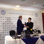 A new era has now begun, thank you so much for everything Milan, I shall always be grateful. #swfc http://t.co/nz43WqMBtn