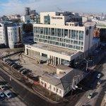Гостиница Sheraton в Уфе. #уфа_не_деревня #ufa_photo #ufa #уфасити #mnikerin_photo#уфа_не_деревн� http://t.co/oQLm5jYgQe