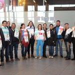 Cacaoteros cundinamarqueses visitan @PichinchaGob, #Ecuador, principal exportador de cacao de Latino América http://t.co/BKlSkNQyRn