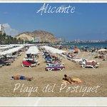 Ya nos gustaría estar a todos así #gentedealicante #diadeverano????????#Alicante????#PlayaPostiguet???? ????#ProvinciadeAlicante???? http://t.co/25q6g8NvX3