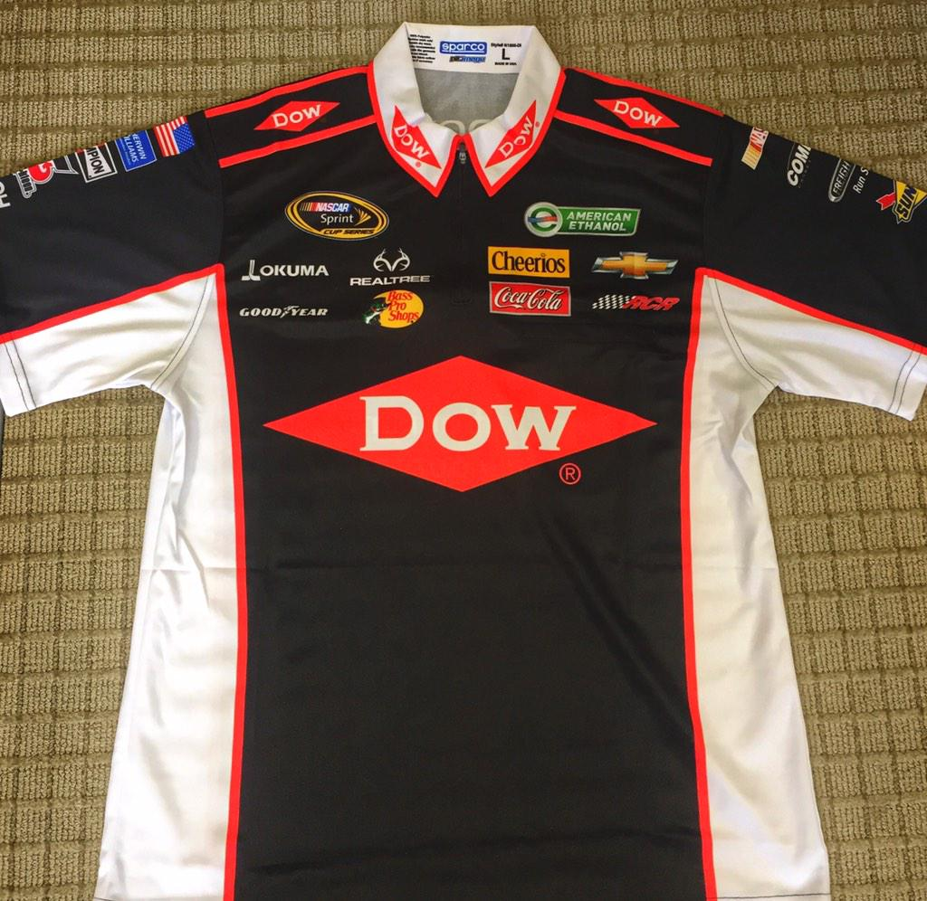 How about a Monday giveaway? RT for a chance to win this @DowRacing crew shirt http://t.co/hTNUnqvHpu