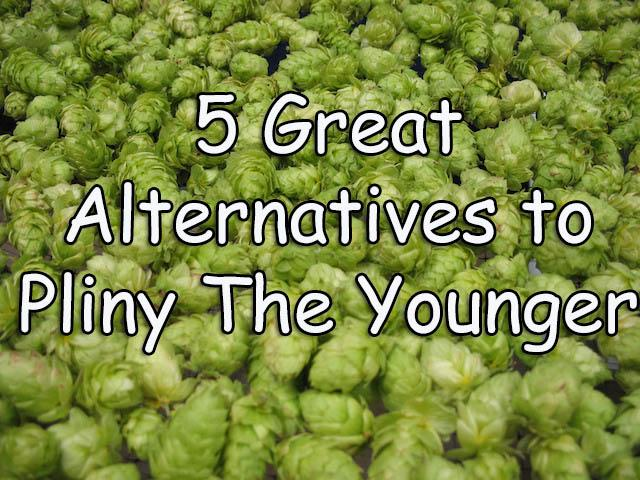 5 Great Alternatives to #PlinyTheYounger http://t.co/GP0as8vzDi #craftbeer http://t.co/TTUS9yqZHL