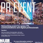 DONT forget to RSVP to our exclusive PR evening for Senior Professionals #PR #liveevents #london #events #pr #VIP http://t.co/PF4PQ16xQE