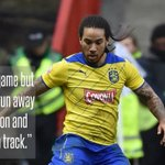 Sean Scannell confident #htafc will be back to their best at #brentfordfc after #cafc defeat. http://t.co/O4kcLdTGYr http://t.co/iiSu1Fha3i