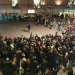 """Lkpg, yes! RT """"@NoPegidaSverige: 800 vs 4 #nopegida #kämpaLKPG http://t.co/8cLbU8dyAh"""""""