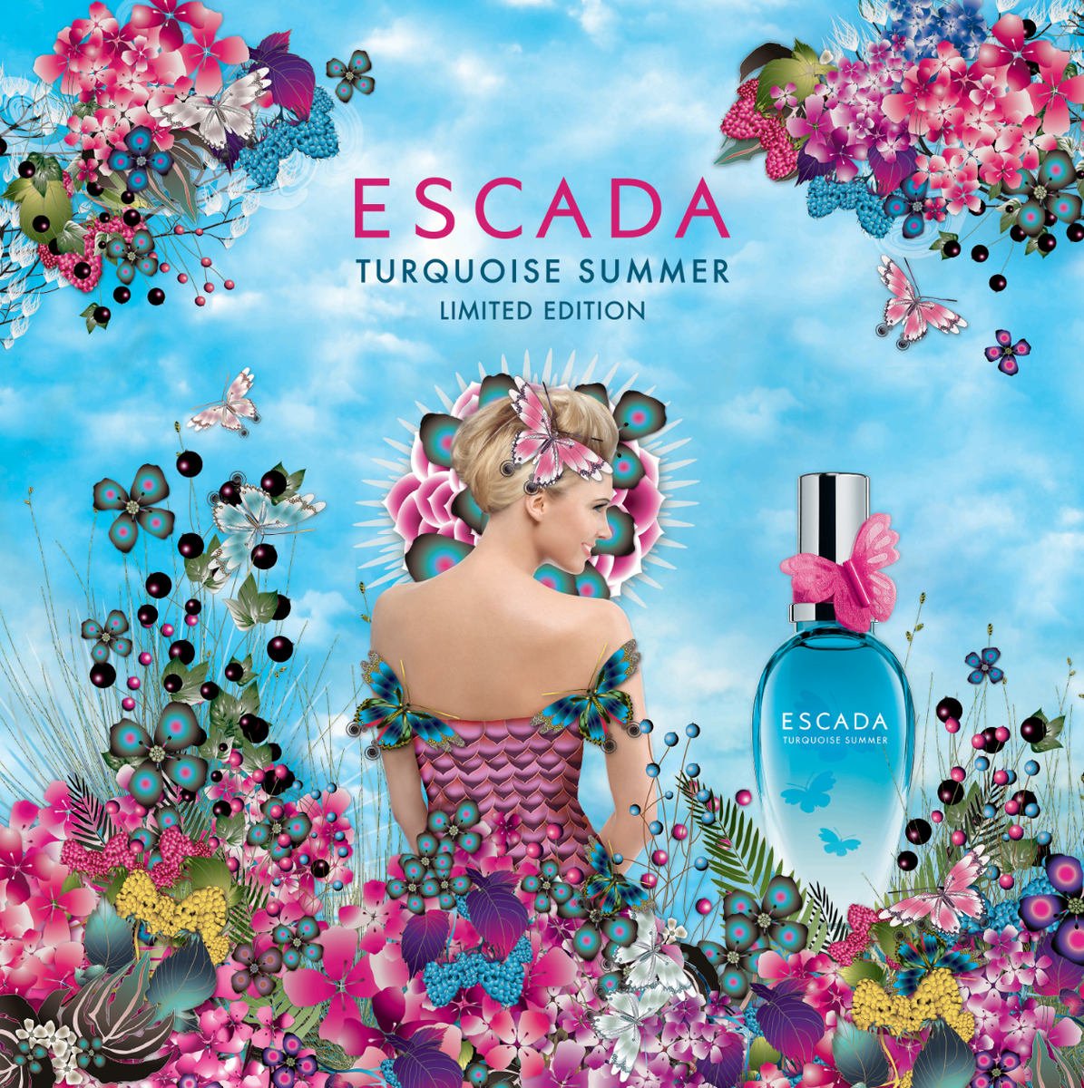 Dive into the world of our new Summer Fragrance ESCADA #TurquoiseSummer http://t.co/rfkAW4ofAr http://t.co/J34zV9P40W