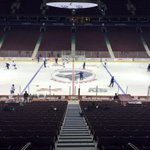 No Burrows this morning, but Edler is taking part in #Canucks practice. http://t.co/CrnSDK53jt