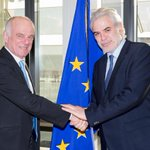 Met @davidnabarro ahead of tomorrows High Level Conference on #Ebola Coordination in action. http://t.co/shw8Ina9E0