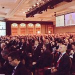 Spoke to 2,000 port leaders and reminded them that the @portoflongbeach is a great place to do business #TPM2015 http://t.co/YAjk0JQ59G