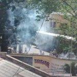 GNB y Policía Municipal de Trujillo reprimen protesta de liceístas en Valera este #2M http://t.co/KpC6o9MTuu http://t.co/OHbiunkGJI