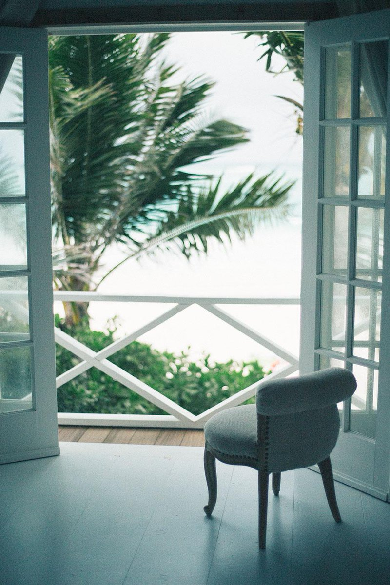 In our March issue: Take a look inside the Ocean View Club, the Bahamas' most stylish hotel