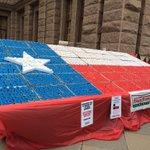 How many doughnuts does it take to celebrate Texas Independence Day at the Capitol? Why, 1,836 of course... http://t.co/FSmn5KzpXo