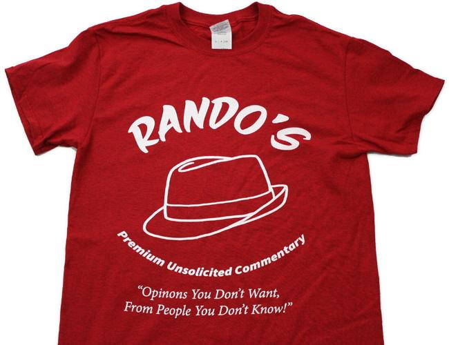 RANDO JABRONIES? In MY comments? No thank you!   New teeshirt by @jephjacques! http://t.co/V3OOPbKm1b http://t.co/FyvTnZBlDW