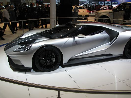 Wholl Get St Ford Gt Supercar Jay Leno Justin Verlander Are Among