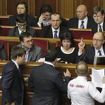 #Ukraine Parliament passes budget, cuts spending in hopes of getting loans - devil in details http://t.co/BVYauNMqX8 http://t.co/xXQGHPCNyH