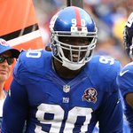 The Giants have officially placed the franchise tag on defensive end Jason Pierre-Paul:  http://t.co/ufBXtnJtw6 http://t.co/FoFXLq3iIP