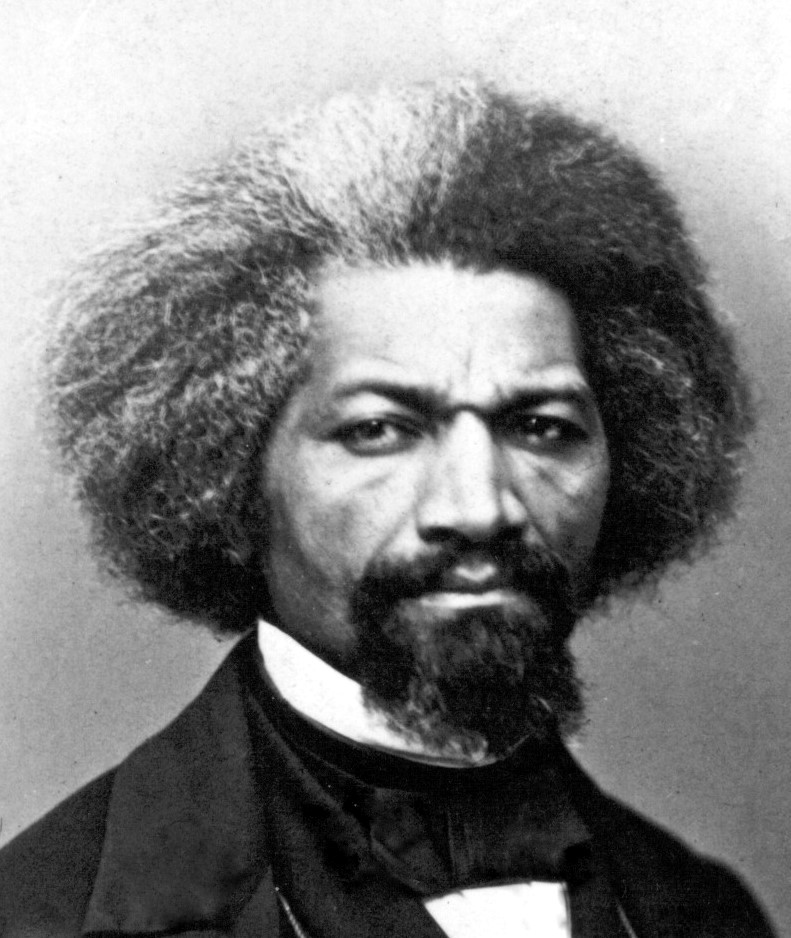 We should remove the genocidal Andrew Jackson from the US $20 and replace him with bad-ass Frederick Douglass. http://t.co/JXMcidKANk