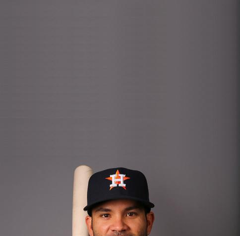 Houston Astros Photo Day 2015: Jose Altuve http://t.co/YU2C7K1k9e