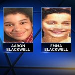 #AmberAlert for Aaron & Emma Blackwell. Indianapolis Police say man abducted them at gunpoint http://t.co/4rzCUOgCSc http://t.co/meUILB2IfI