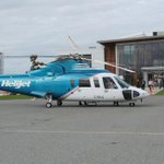 Welcome @helijet to #Nanaimo! Only 18 mins from #Vancouver to #ExploreNanaimo! Service begins March 11th http://t.co/sBOAd4KCcY