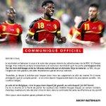 Communiqué officiel en réponse aux paroles de M.Ibenge. Merci à tous pour votre soutien. #Batshuayi #RDC #DiablesRo… http://t.co/KdfS4kYuy8