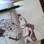 Let me inspire you More #illustration #workshops in #Brixton https://t.co/gHIbE5TTgl @makerhood @brixtonbuzz http://t.co/jFpFApbWtr