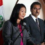 Keiko Fujimori no va al diálogo, pero hoy envía a dos representantes de su partido ►http://t.co/yGsuYm6PNk http://t.co/ckdVsv2LG8