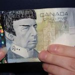 'Spocking $5 bill is legal, says Bank of Canada http://t.co/utruLjxPUB http://t.co/KAQ0iMv3kA