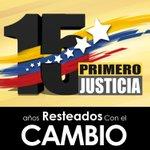 .@Pr1meroJusticia siempre ha creído en el voto como ruta de transformación democrática #PJ15AñosResteadosConElCambio http://t.co/WhwsF65jqB