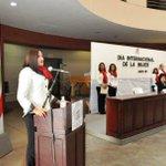 Hoy dimos inicio a las actividades alusivas al Día Internacional de la Mujer #Ensenada @gilbertohiratac @CesarCruzOr http://t.co/6qcB7myuY8