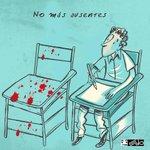 Porque no haya más ausentes @edoilustrado #EnderecemosAVzla #ArtistasPorVzla http://t.co/206RxfadUh