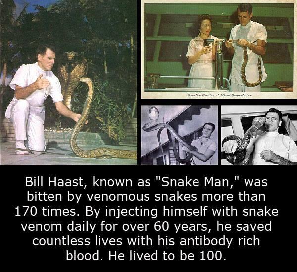 Snake man: http://t.co/2JdiWuVghH