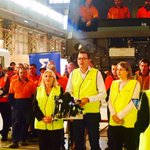 This investment is good for workers, good for Ballarat and good for everyone who uses Melbournes train network. http://t.co/Mha9nwjkTy