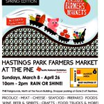 Whos SUPER STOKED for this Sundays #HastingsPark @VanMarkets ? #HastingsSunrise #FarmersMarket #Spring #Vancouver http://t.co/R25BSuP29M