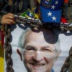 Hija de Antonio Ledezma pide a la Unión Europea que sancione a Venezuela - http://t.co/n8WmUQ97St http://t.co/sNrFOhwHw4