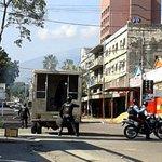 ¡ATAQUE DESMEDIDO! Así reprimió la GNB protesta de liceístas en Valera ¿ALÓ TAREK? (+Fotos… http://t.co/wSAJJ5voJJ http://t.co/ioJhrxOlFy