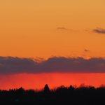 Stunning! RT @NancyFromCanada: Colour Blocked Sky ... this evening at #sunset at Westboro Beach. #MyOttawa http://t.co/oCY6E1YIhn