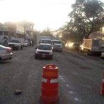 Cierre vial por obra en 9a sur / 15a y 18a poniente. #Tuxtla http://t.co/eyTK2gYWCx