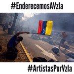 Porque queremos ver crecer esta patria libre y soberana #EnderecemosAVzla #ArtistasPorVzla http://t.co/VBy3ZdJZjK