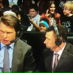 Whos that super fan in the #PaulHeymanGirl shirt?!! #raw Looks like Im also on @USA_Network @HeymanHustle http://t.co/PaOuDeJoop