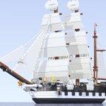 Lego podría fabricar propuesta chilena del barco de Darwin en su paso por Sudamérica. ¡Vota! http://t.co/actMVUDgL3 http://t.co/AEu63ieNRx