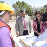 Realicé la supervisión de obra de la construcción del Centro Deportivo y la remodelación del mercado en #SanJuanBosco http://t.co/kjQrl8RHhC