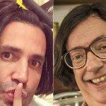 Latino faz chapinha e é comparado a Beiçola da Grande Família http://t.co/5O6SCgFQbC http://t.co/0n3dSdlnYD