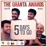 RT @theghantas: Forget the #BeefBan... #TheGhantas are coming! @EastIndiaComedy