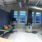 De nieuwe simulatoren ruimte van het ECTM van #TechnischeGeneeskunde #UTwente is gereed! http://t.co/irILllsL4G