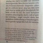 Dagens rettelse: Læser kritiserer @politiken for at have en kulturforståelse som Isil #dkmedier http://t.co/ItLh78FBMO