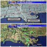 DENSE FOG into the morning .. Tuesday highs mid/upper 70°s, breezy .. 30-40% rain chance. #BatonRouge #GoBR #LAwx http://t.co/M8mKEiEKBT