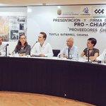 #ProChiapas refuerza transparencia permitiendo a cámaras empresariales vigilar adjudicaciones y pagos a proveedores. http://t.co/nI0kPY9Iko