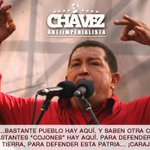 Comparto ¡VENEZUELA SE RESPETA! http://t.co/3BqviDMb4w #MarzoEnHonorAChavez http://t.co/2JW1kW4RFP